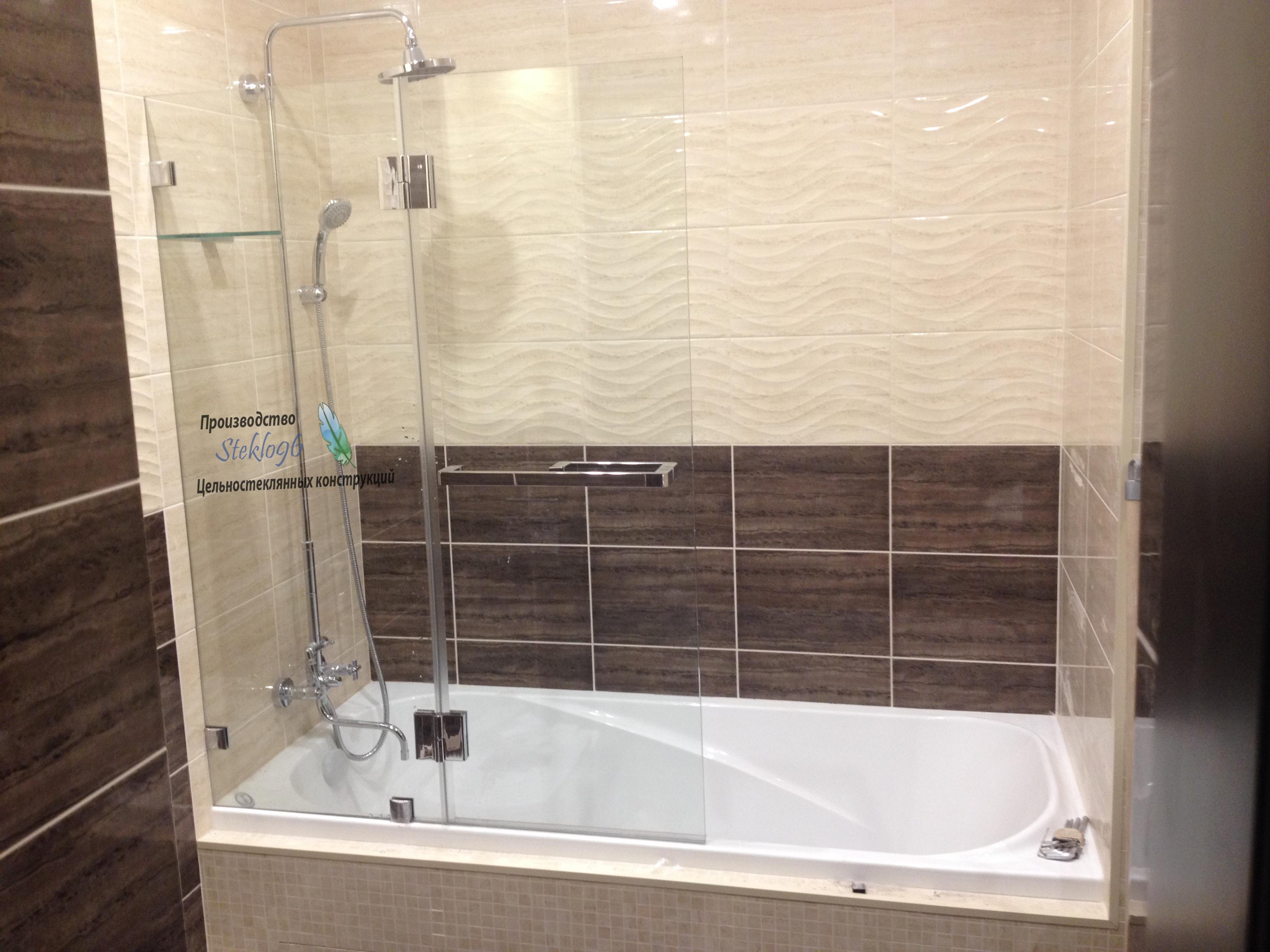 Сделать шторку в ванной
